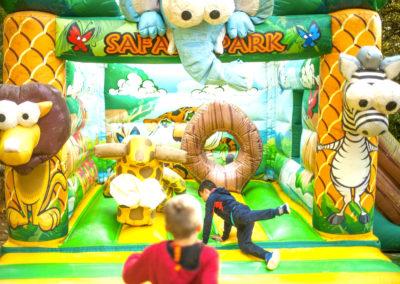 Mini-parc dédié aux enfants