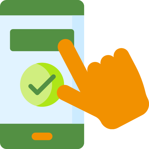 icone de réservation en ligne